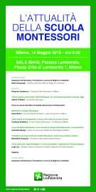 locandina evento 14 MAGGIO 2016 MONTESSORI